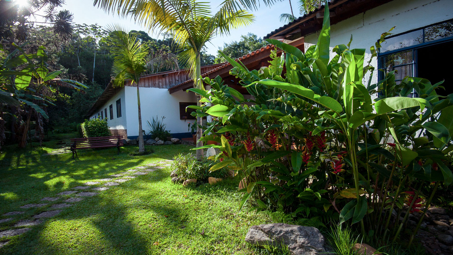 Salve Floresta eco-lodge