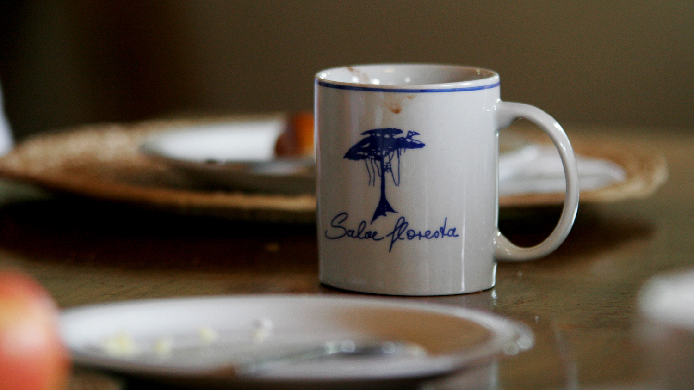 Salve Floresta mug