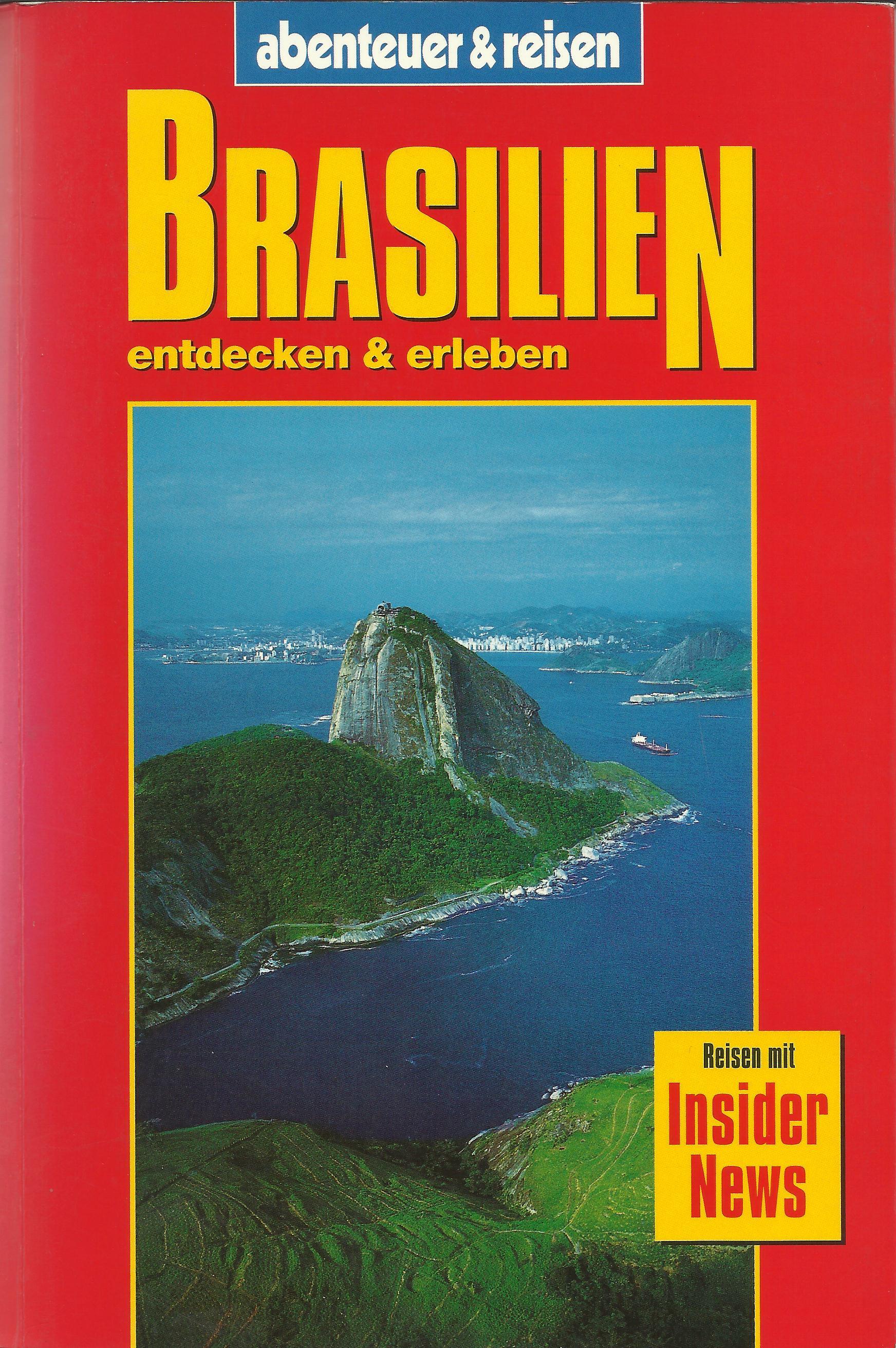 """""""Abenteuer & reisen"""" front page"""