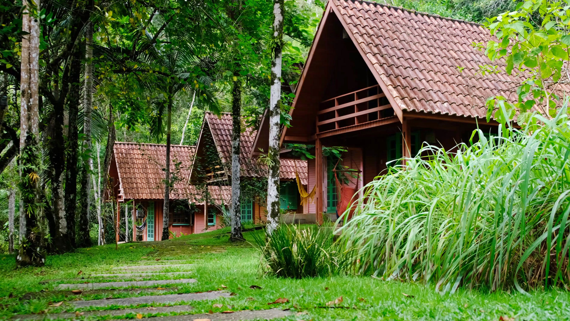 House in Salve Floresta eco-lodge