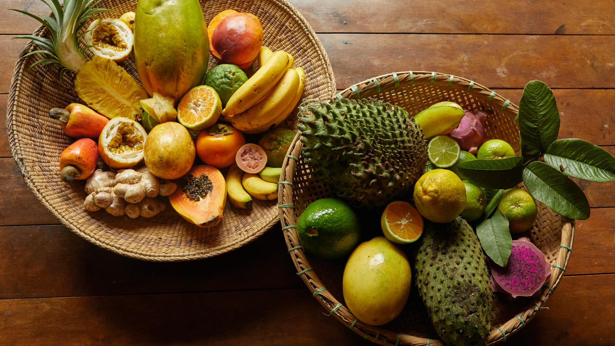 Frutas Salve Floresta