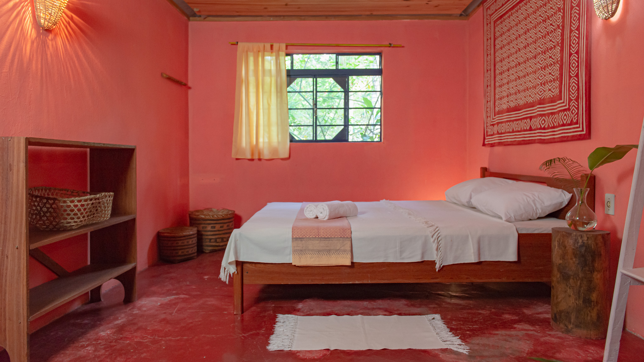Rooms at Salve Floresta
