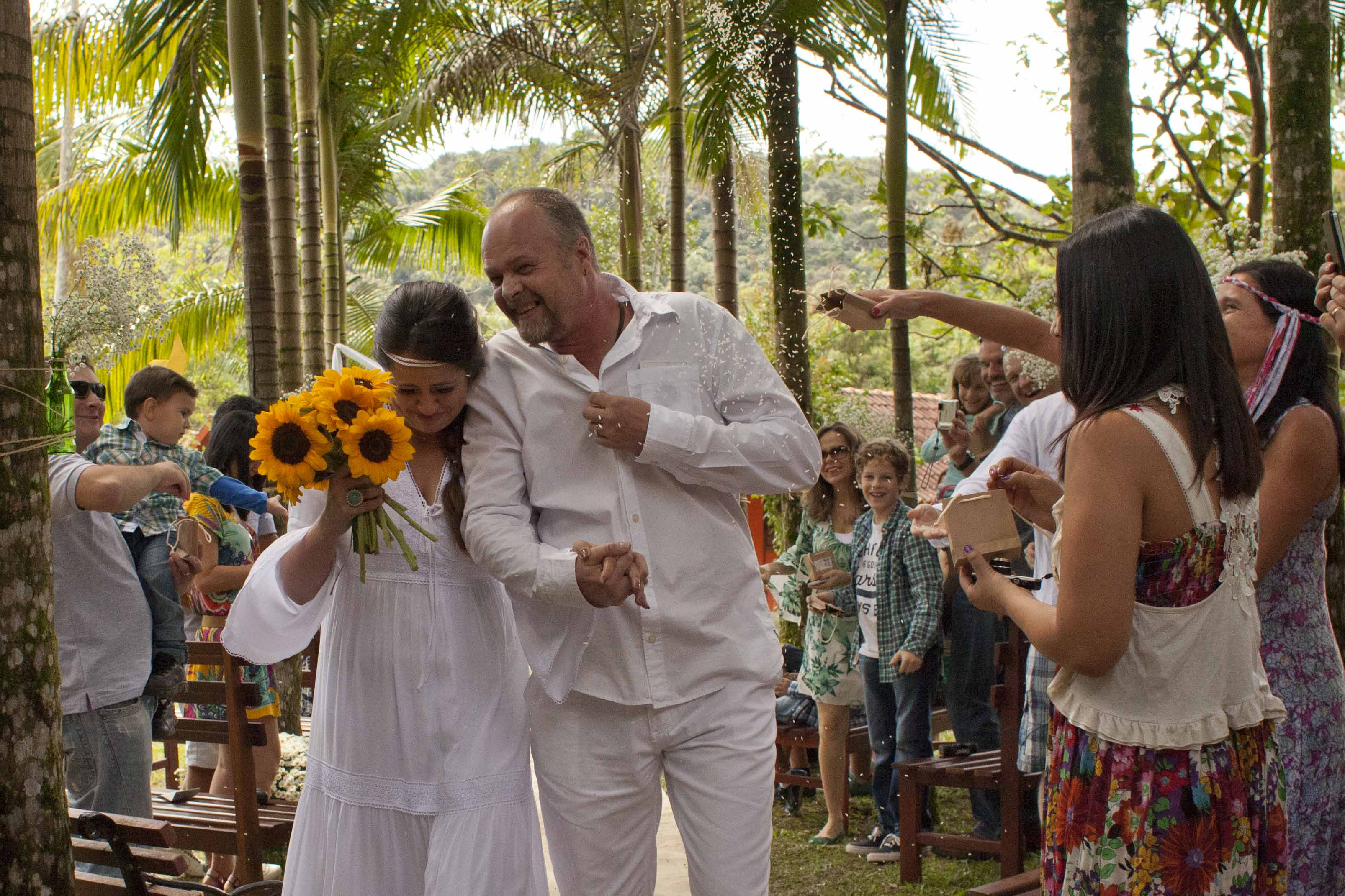 Casamento na Eco Lodge Salve Floresta